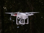 Using drones to map habitats