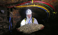 Don't feed the fatberg! What a slice of oily sewage says about modern life